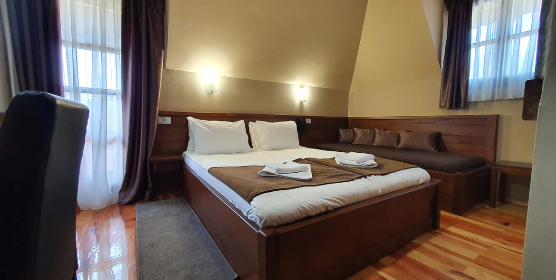 soba COMFORT 14 - Hotel Tara (1)