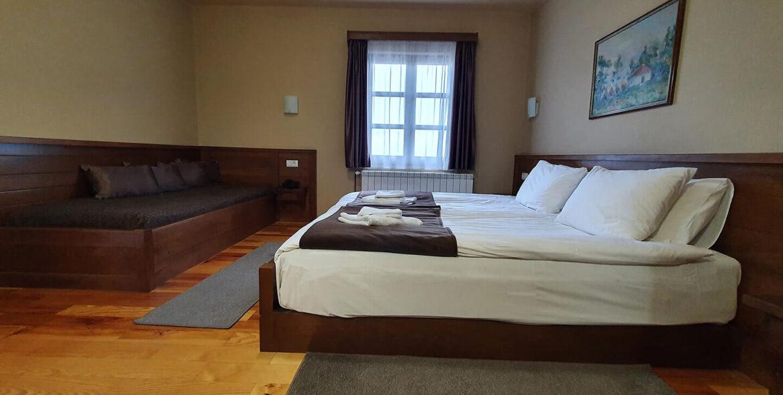 soba COMFORT 2 - Hotel Tara (3)
