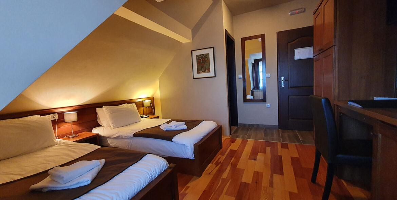 soba KLASIK 17 - Hotel Tara (2)
