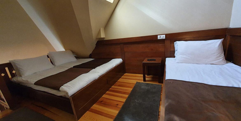 soba PREMIUM SA GALERIJOM 6 - Hotel Tara (4)