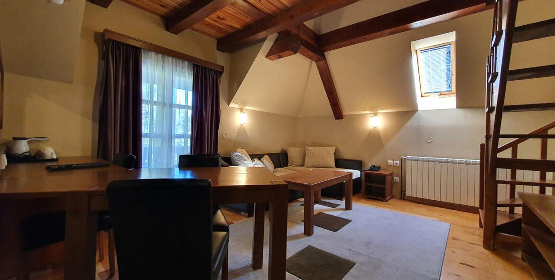 soba PREMIUM SA GALERIJOM 7 - Hotel Tara (1)